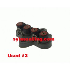 Double deck cleats - Used