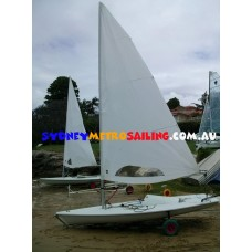 SYLAS Radial cut full rig 7.1 sail